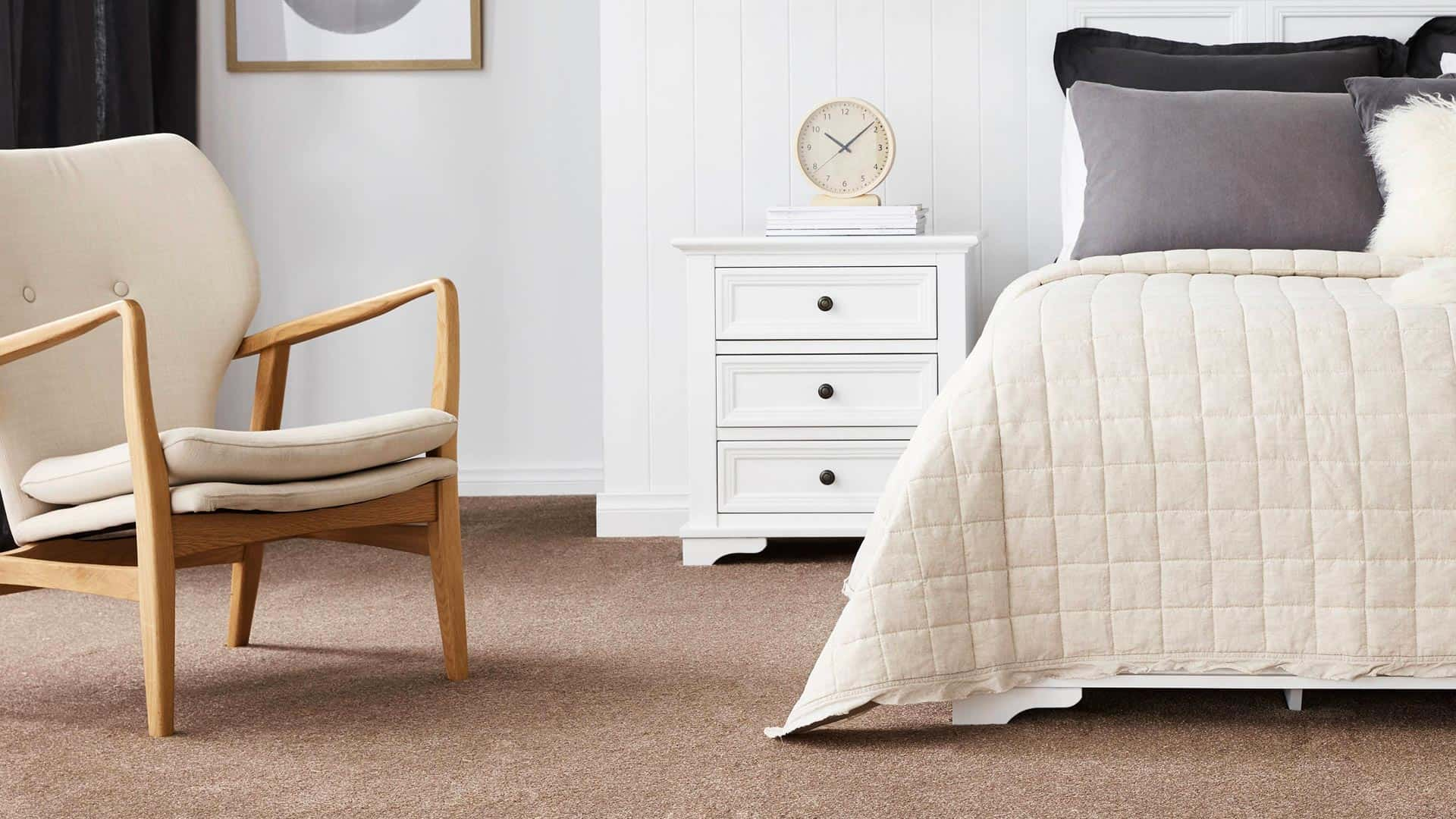 How to Choose a Carpet for a Bedroom